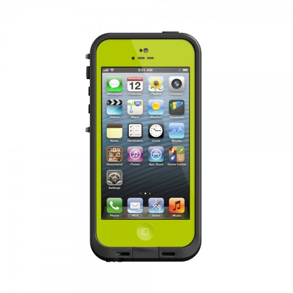 LifeProof Waterproof fre Case for iPhone 5 : Lime, *LIF032