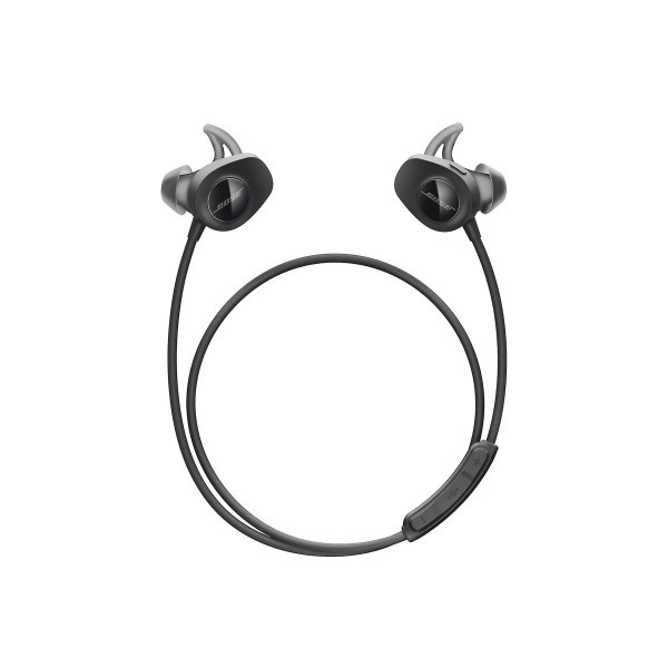 Bose SoundSport Wireless Headphones, Black - *Like New, Factory Reconditioned*, BOS7615290010R