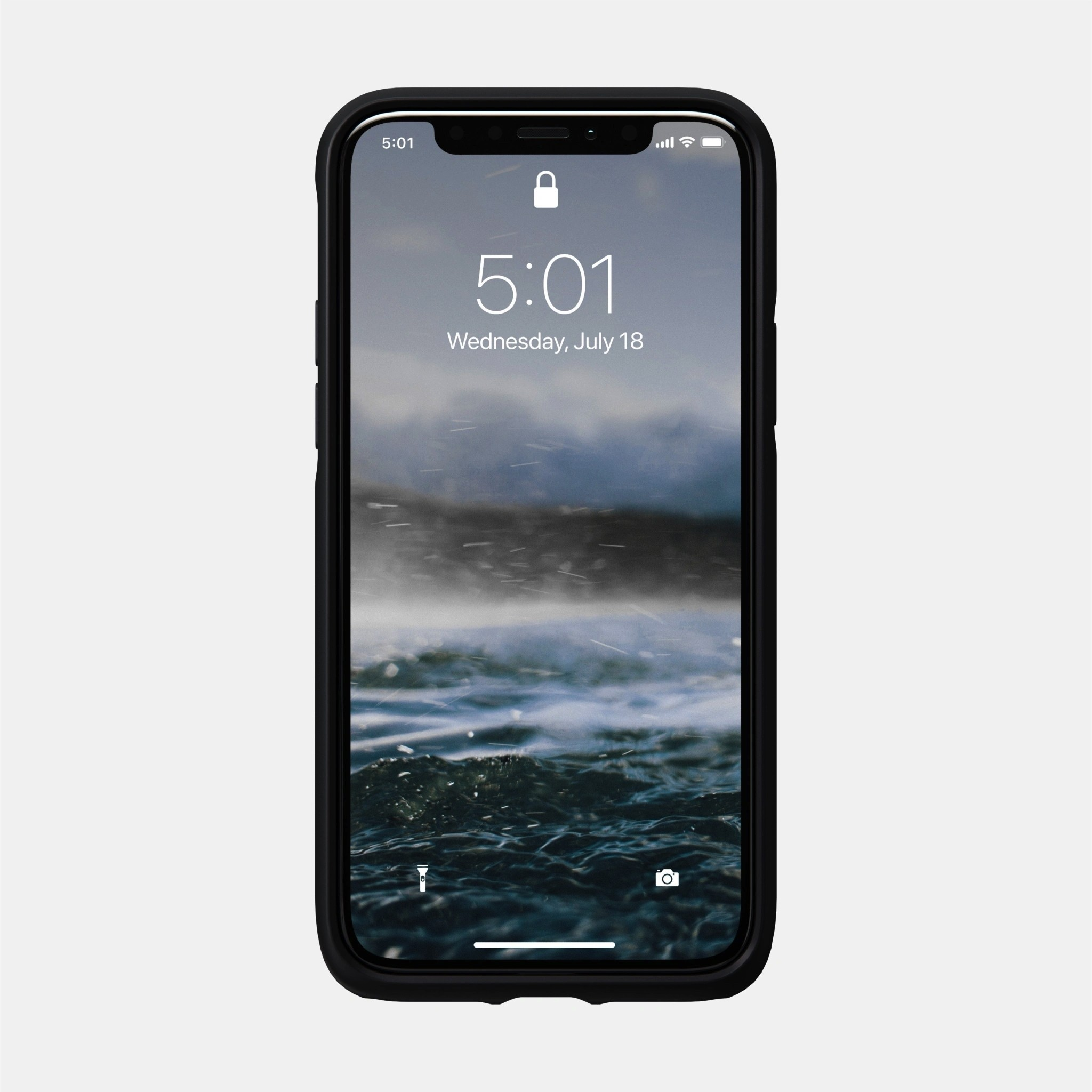 Nomad - Rugged Case with Moment Lens mount - iPhone 11 Pro - Black, NM21W10R60