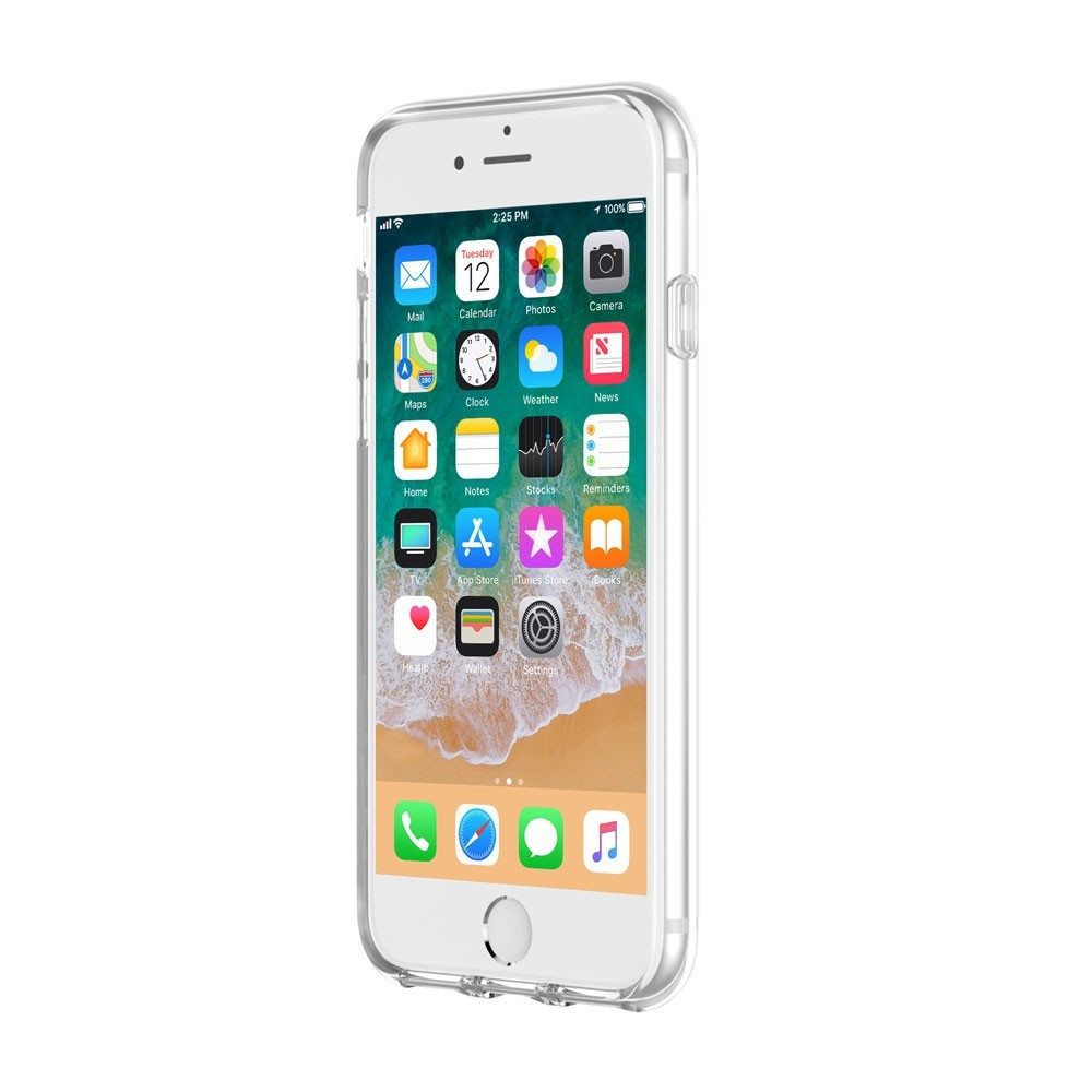 Incipio NGP Pure Slim Polymer Case for iPhone 7/8 - Clear, IPH-1480-CLR