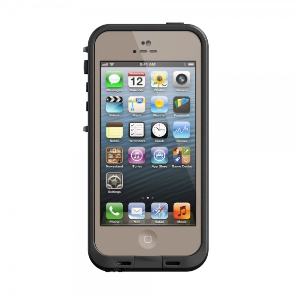 LifeProof Waterproof fre Case for iPhone 5 : Flat Earth (Taupe), *LIF025