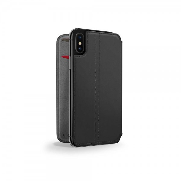 Twelve South SurfacePad for iPhone X - Black, 12-1751