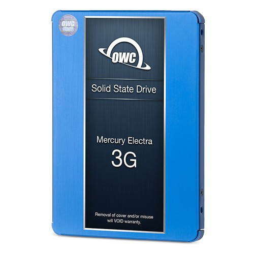 120GB OWC Mercury Electra 3G SSD Solid State Drive - 7mm, OWCS3D7E3G120