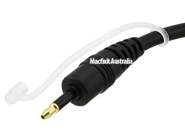 12ft Toslink to Mini M/M 5.0mm OD Molded Cable