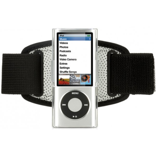 iClear for iPod Nano with Clipstand and Armband