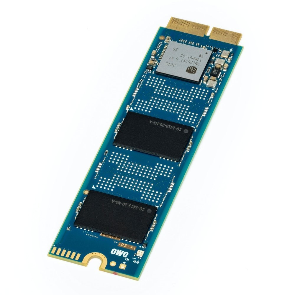 480GB OWC Aura N2 - NVME SSD Kit - Complete Upgrade Solution for select 2013 & Later Macs, OWCS4DAB4MB05K