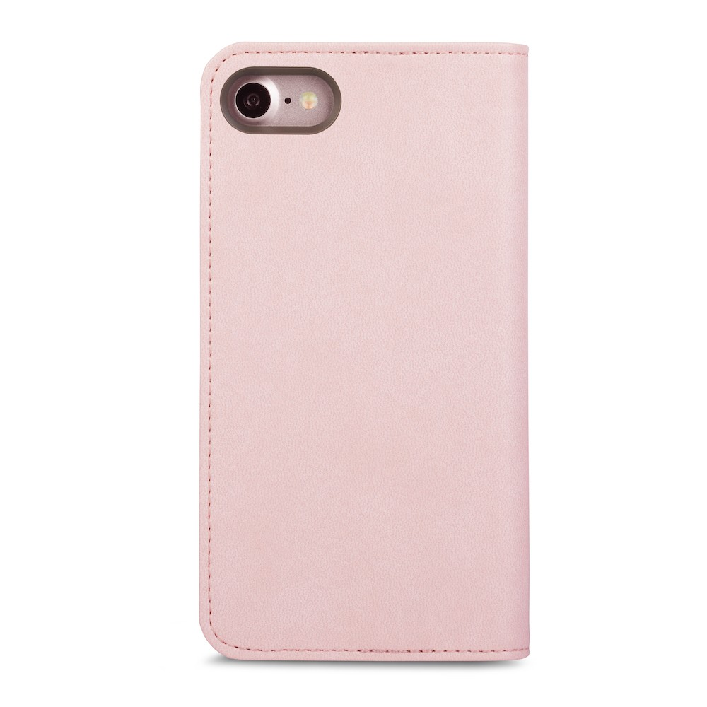 **DISCONTINUED** Moshi Overture Wallet Case for iPhone 8/7 - Daisy Pink, 99MO091301
