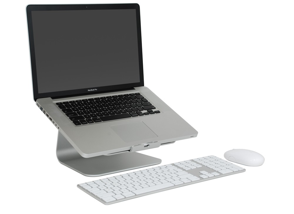 Rain Design mStand Aluminium Laptop Stand for Macbooks - Silver, MSTAND