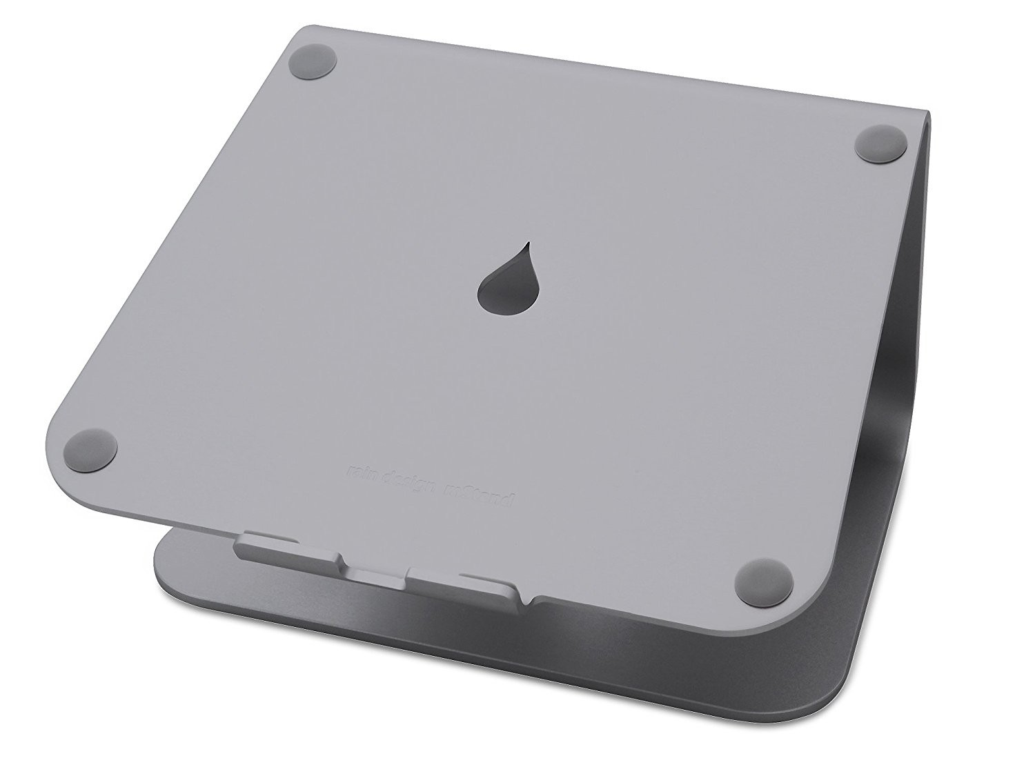 Rain Design mStand360 Laptop Stand with Swivel Base - Space Gray, RAIN10074