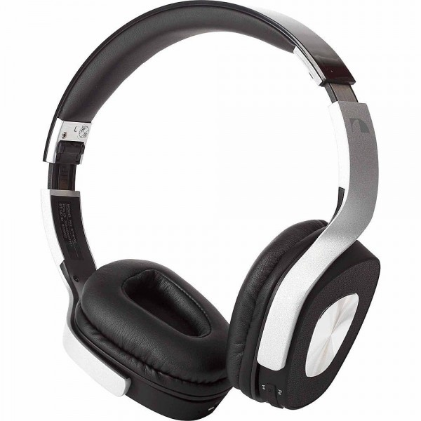 Nakamichi BTHP06 Wireless Bluetooth Noise Isolating Headphones, B00QEROK0O