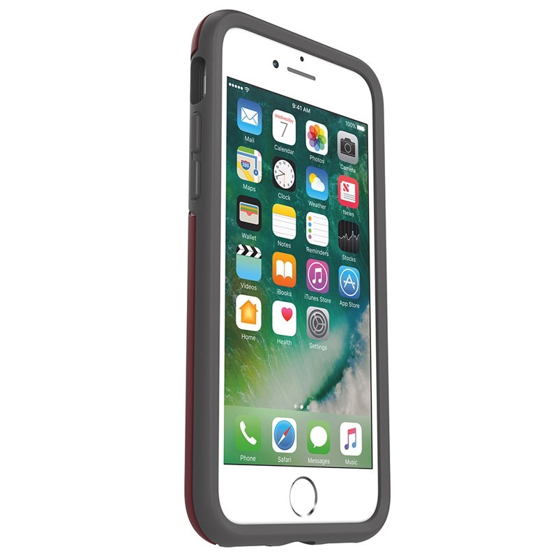 OtterBox Symmetry Clear Series Case for iPhone 8 & iPhone 7 - Fine Port, 77-56670