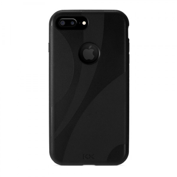 NewerTech NuGuard KX for iPhone 8 Plus/7 Plus - Black, NWTKXIPH7PBK