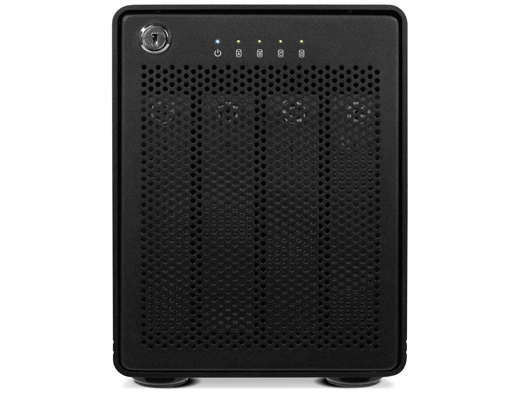 4.0TB (4x 1TB) OWC ThunderBay 4, four-drive HDD with dual Thunderbolt 20Gb/s ports, OWCTB2IVT04.0S