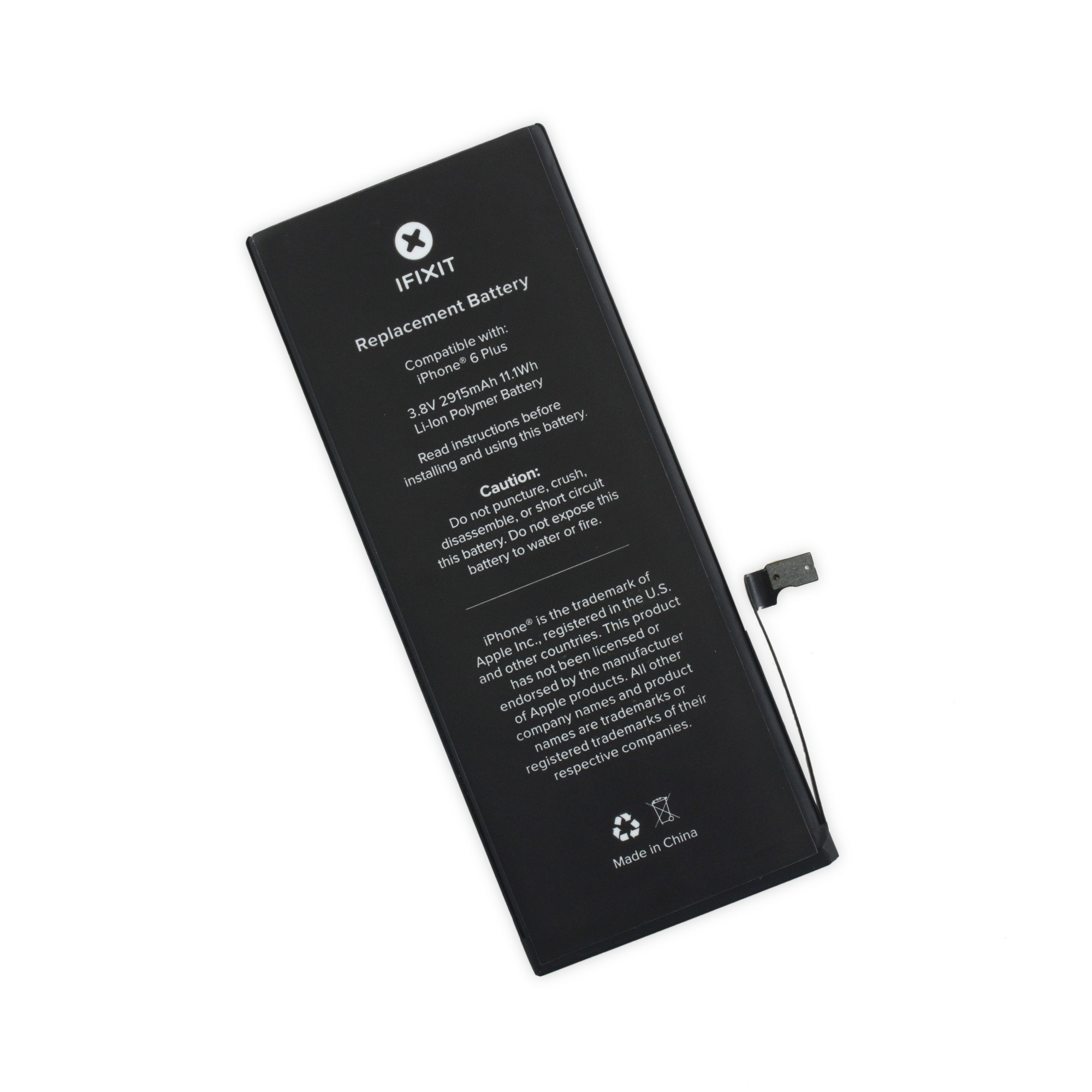 iFixit iPhone 6 Plus Replacement Battery Kit, IF269-002-4