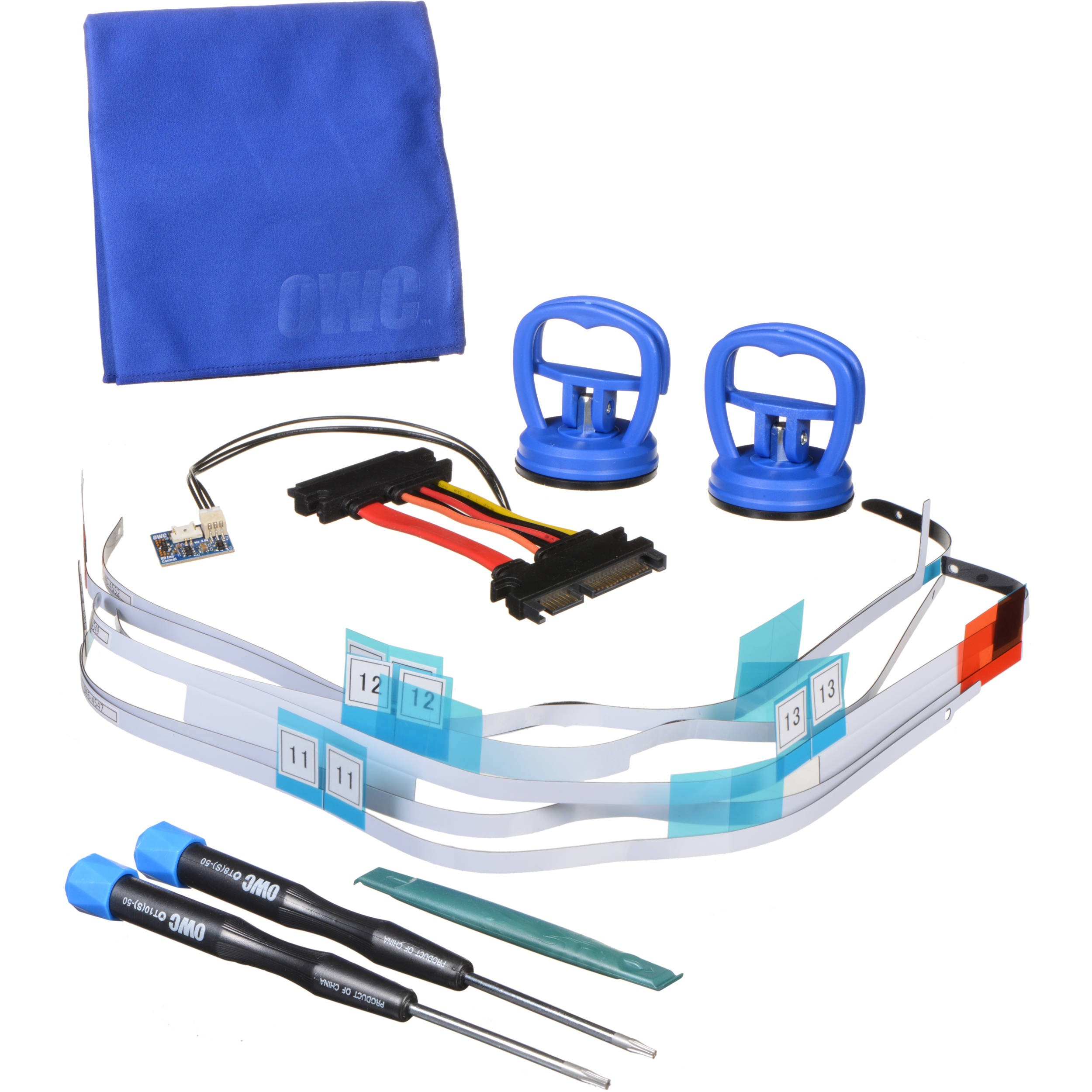 """OWC HDD Installation tools & SMC Compatibility Solution for all Apple 27"""" iMac models 2012 & Later - With Tools, OWCDIYIMACHDD12"""