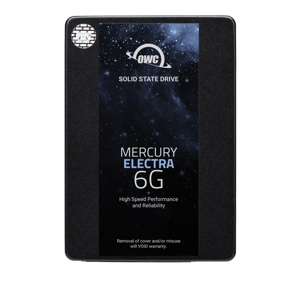 1.0TB Mercury Electra 6G 2.5-inch 7mm Solid-state Drive, OWCS3D7E6GD10
