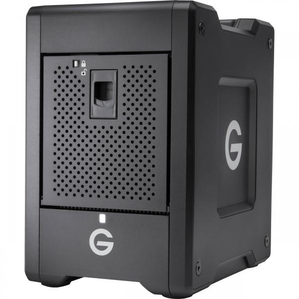G-Technology G-SPEED Shuttle 40TB 4-Bay (4 x 10TB) Thunderbolt 3 RAID Array , GT0G100821