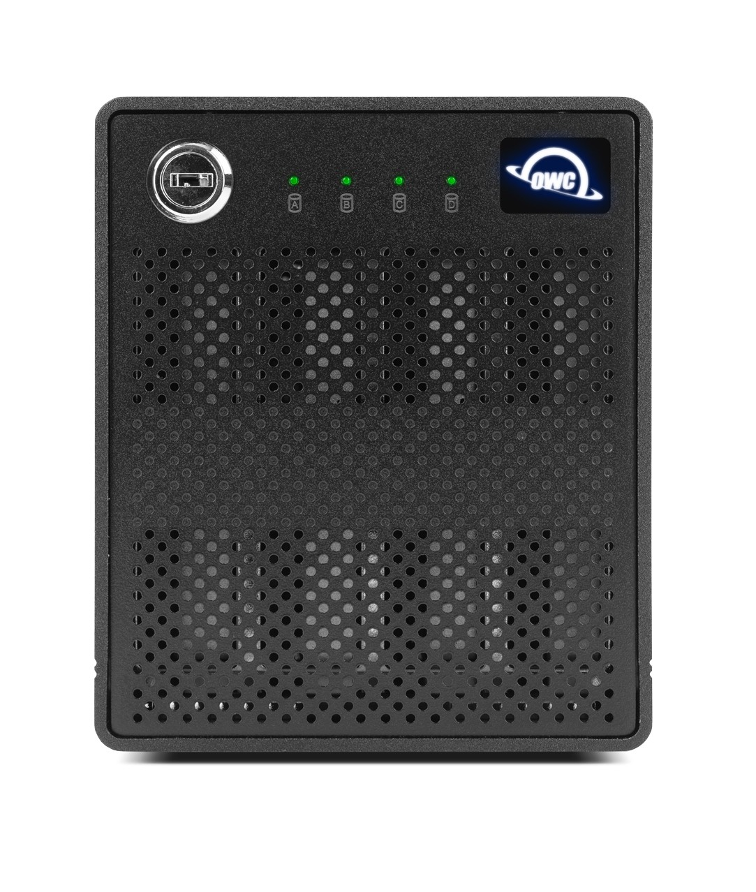 8.0TB OWC ThunderBay 4 mini RAID 5 Four-Drive SSD External Thunderbolt 2 Storage Solution, OWCTB4MSRSSD08T