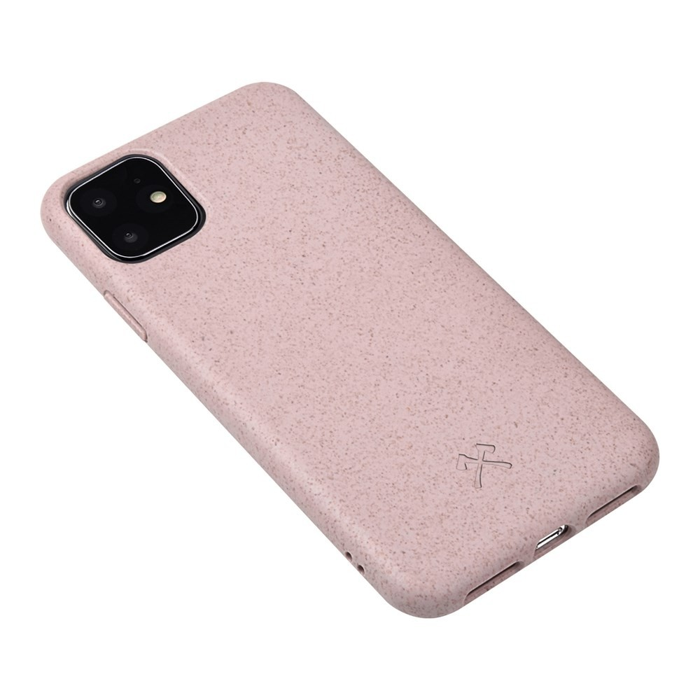 Woodcessories BioCase for iPhone 11 - Rose, eco327
