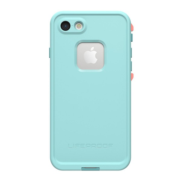 LifeProof FRE Case Suits iPhone 8/7 - Blue/Coral/Mandalay Bay, 77-56790