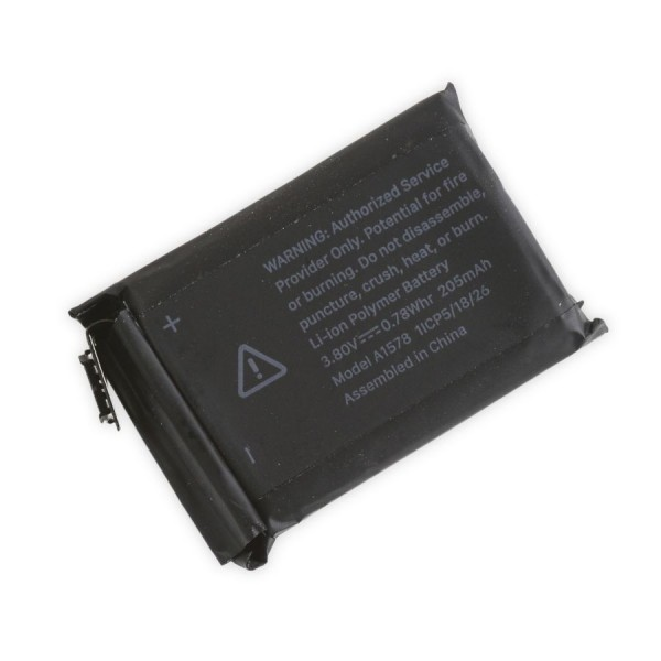 Apple Watch Replacement Battery - 38mm, AW1-002A