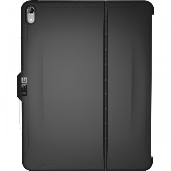"Urban Armor Gear Scout Series Case for 12.9""(2018) iPad Pro and Apple Smart Keyboard Folio - Black, 121398114040"
