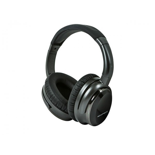 Monoprice Noise Cancelling Headphone w/ Active Noise Reduction Technology, HEADPH-10010