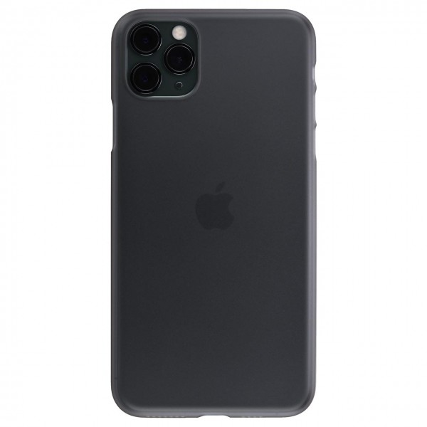 Power Support - Air Jacket for iPhone 11 Pro Max - Smoke Matte, PSSC-70
