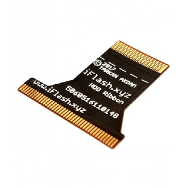 Tarkan Flex Ribbon Cable - Replacement HDD Cable for iPod (5th Gen) and later, TARIFLASHRBN