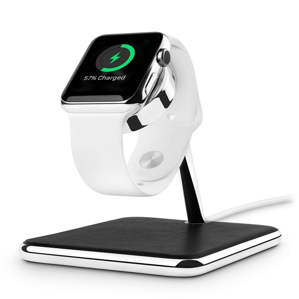 Twelve South Forté for Apple Watch - Black/Silver, 12-1506