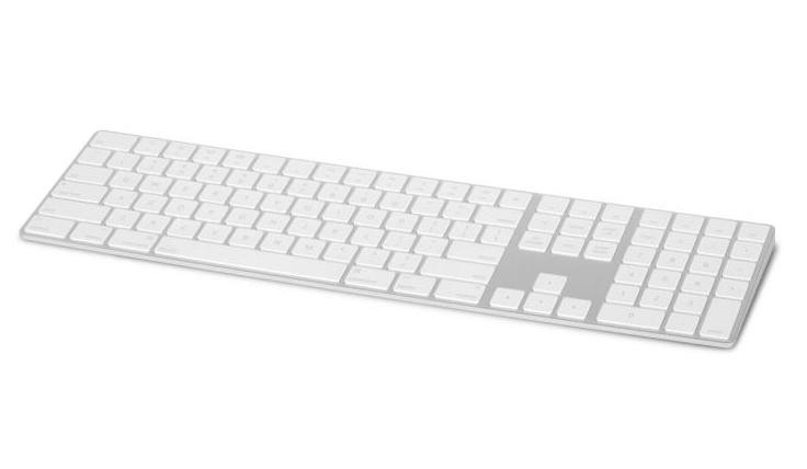 Moshi ClearGuard MK - Apple Keyboard with Keypad, 99MO021920