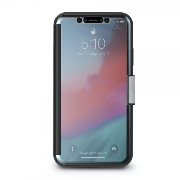 Moshi StealthCover for iPhone Xr - Gunmetal, 99MO102022