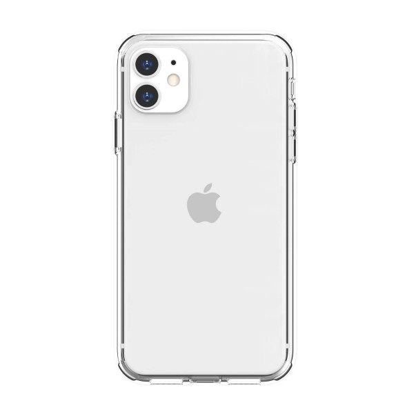 Just Mobile - TENC case for iPhone 11 - Clear, PC-661CC