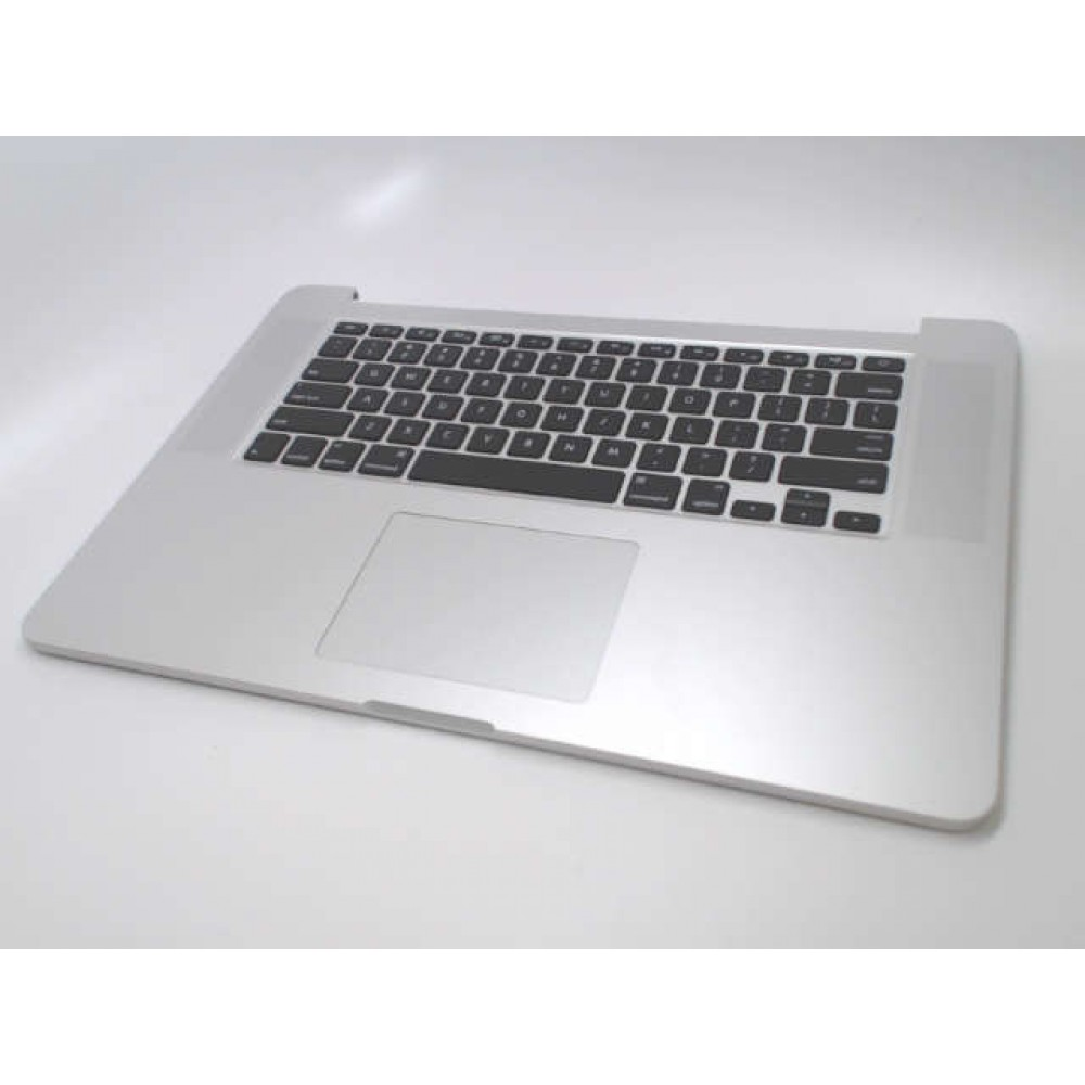 """15/"""" Top Case Keyboard Trackpad Battery A1398 MacBook Pro Retina Late 2013-2014"""