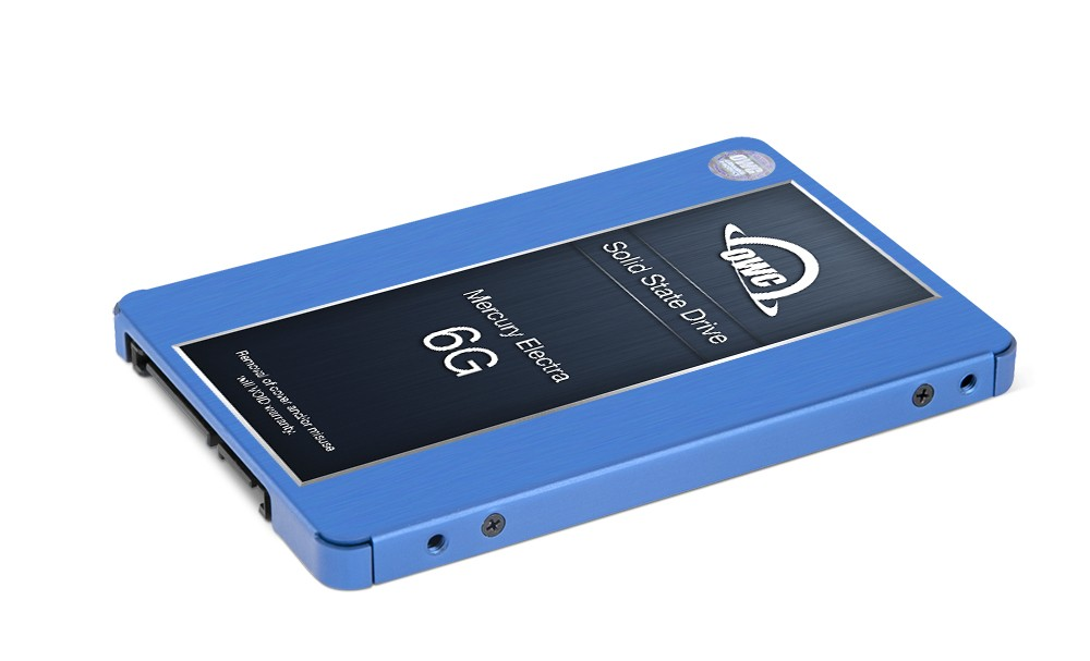 1.0TB OWC Mercury Electra 6G 2.5-inch 7mm SATA 6.0Gb/s Solid-State Drive - 7mm, OWCS3D7E6GT1.0