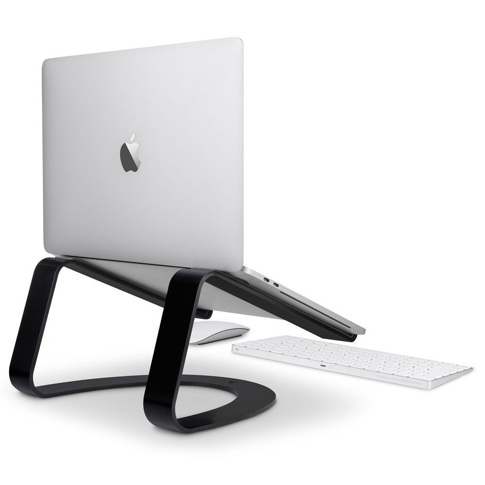 Twelve South Curve for MacBook - Matt Black, 12-1708