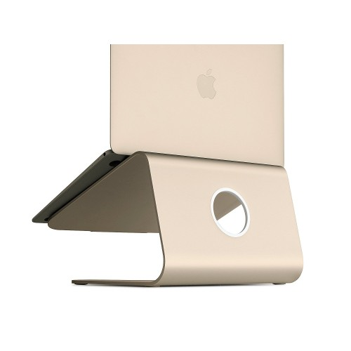 Rain Design mStand Aluminium Laptop Stand for Macbooks  -  Gold