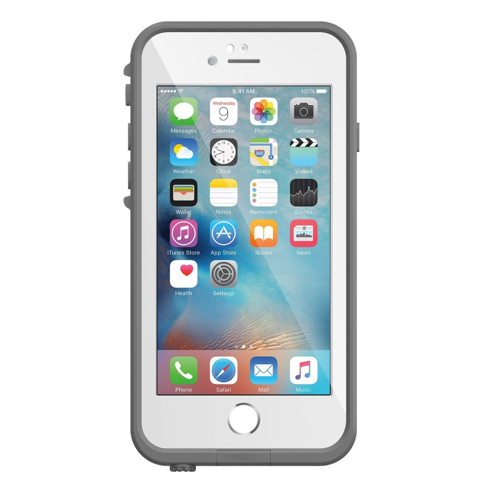 LifeProof frē Case for iPhone 6/6s - Avalanche White, 77-52564