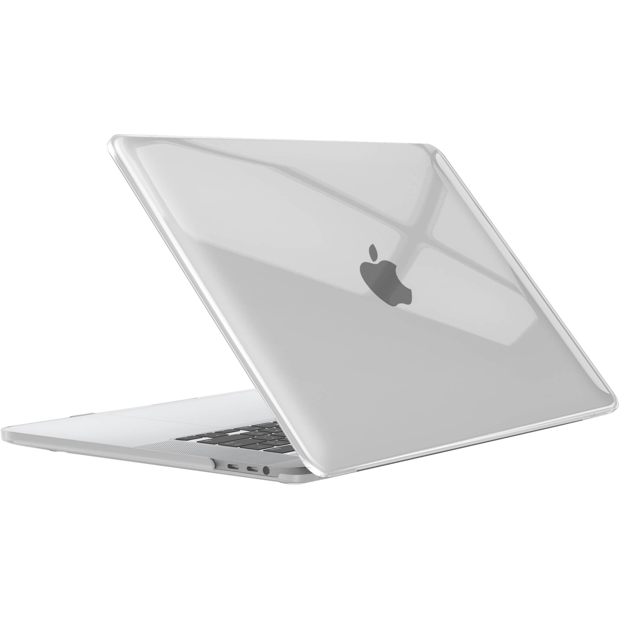 """iBenzer Neon Party MacBook Pro 16"""" Touch Bar Case - Crystal Clear, IBNPCMP16CCL"""