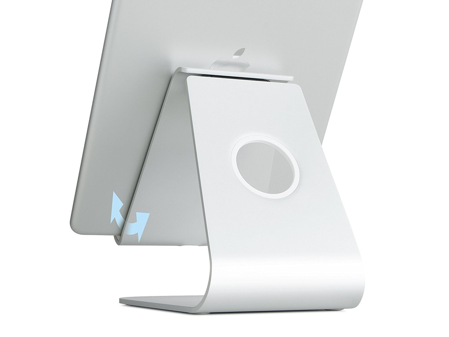 Rain Design mStand Tablet Plus - Silver, RAI10053