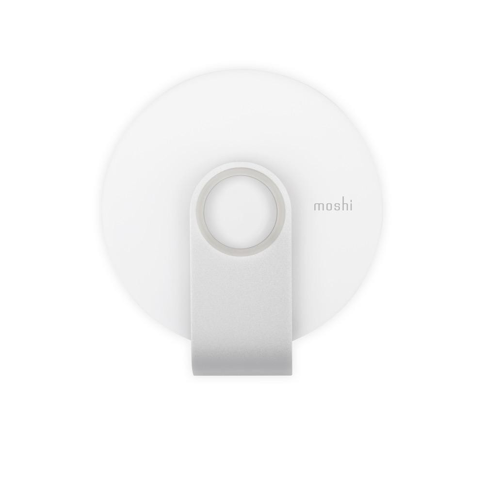 Moshi Travel Stand for Apple Watch - White, 99MO053101