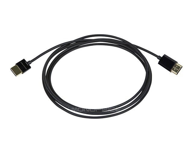 1.8m Ultra Slim Series High Performance HDMI Cable w/ RedMere Technology, HDMI-9889