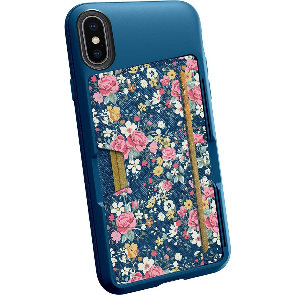 Smartish iPhone X/XS Wallet Case Vol. 2 - Credit Card Holder (Silk) - Flavor of The Month, QX-FEATURED1