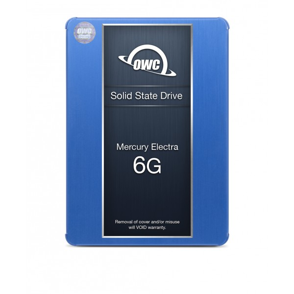 500GB OWC Mercury Electra 6G 2.5-inch 7mm SATA 6.0Gb/s Solid-State Drive - 7mm, OWCS4D7E6G500