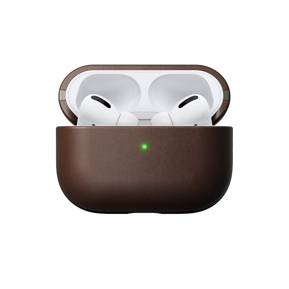 Nomad AirPods Pro Case - Brown, NM220R0O00