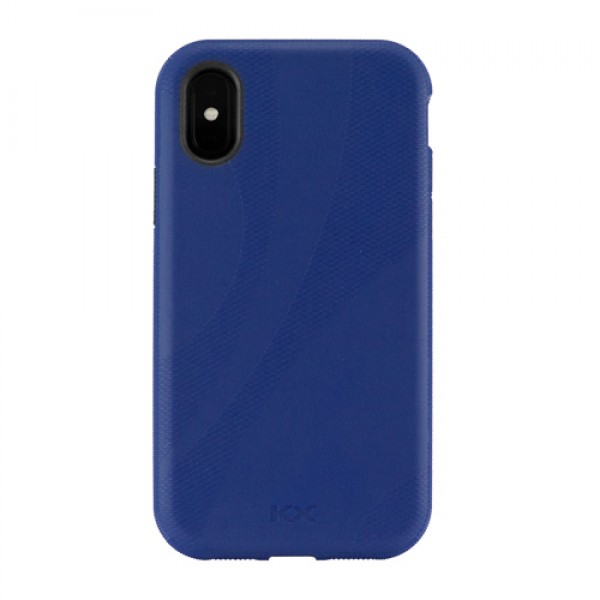 NewerTech NuGuard KX Case for iPhone X/Xs - Dark Blue, NWTKXIPH10MI