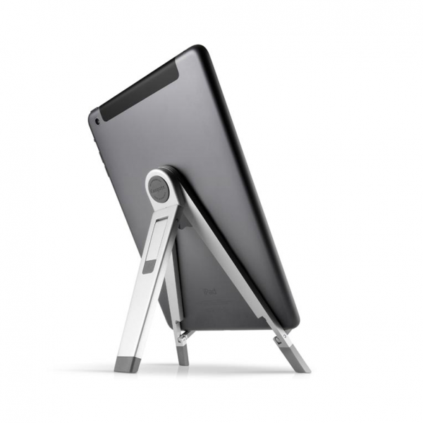 Twelve South Compass 2 Portable iPad and iPad Mini Stand : Silver, TS-COMPASS-2-SL