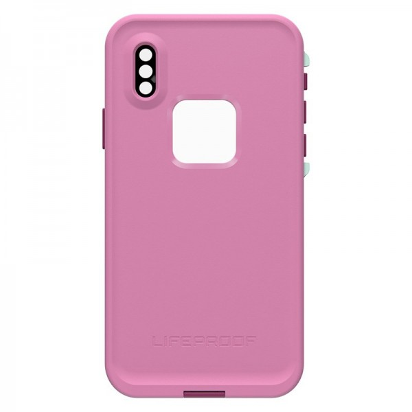 """**DISCONTINUED** Lifeproof Fre Case Suits iPhone XS (5.8"""") - Frost Bite, 77-60966"""