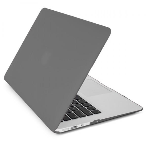 "NewerTech NuGuard Snap-On Laptop Cover for 11"" MacBook Air - Gray, NWTNGSMBA11GY"