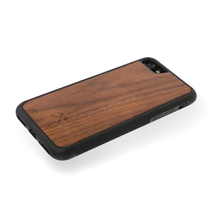Woodcessories EcoCase Bumper Case for iPhone XR - Walnut, eco279